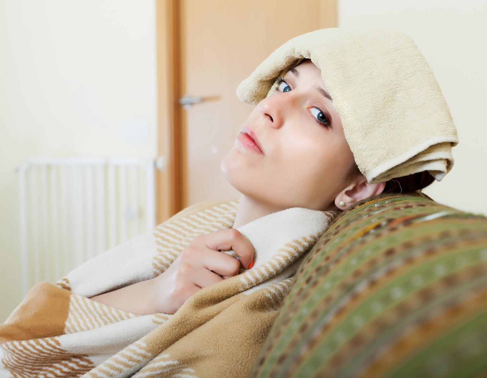 Как успокоить от белой горячки