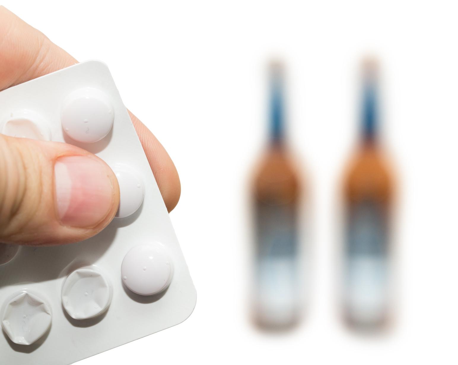 таблетки чтобы бросить пить
