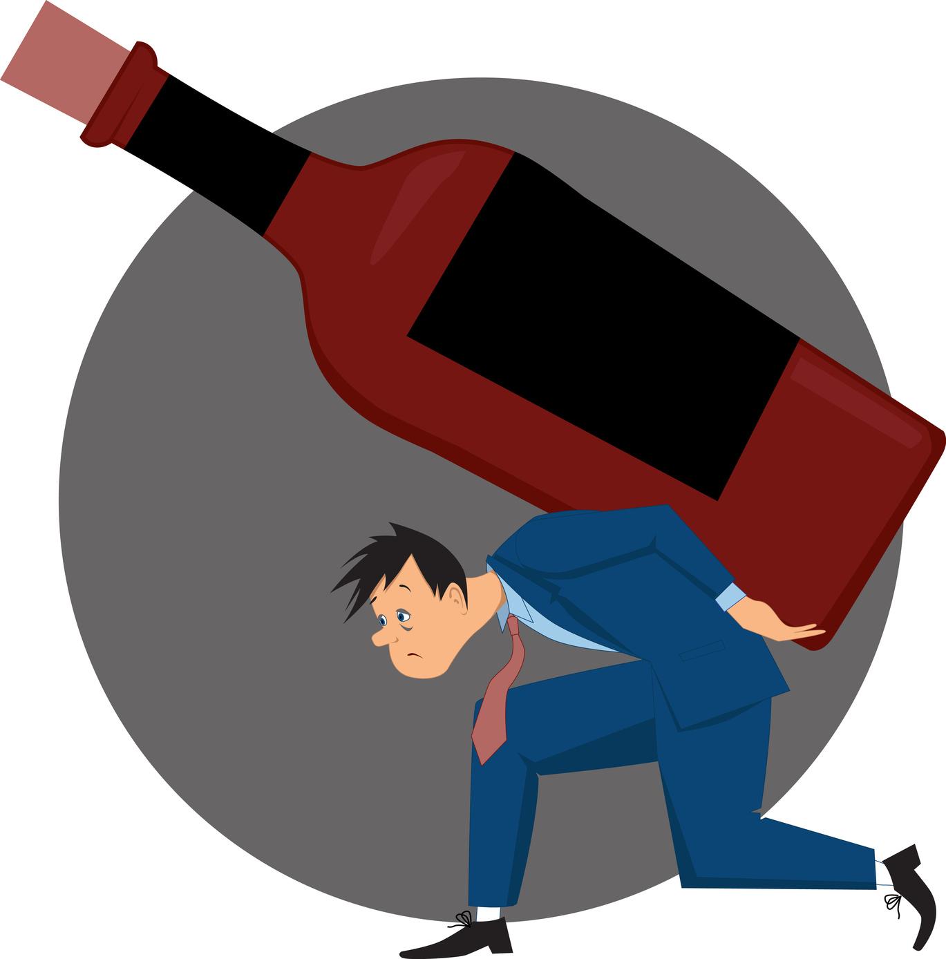Симптомы заболевания алкоголизмом