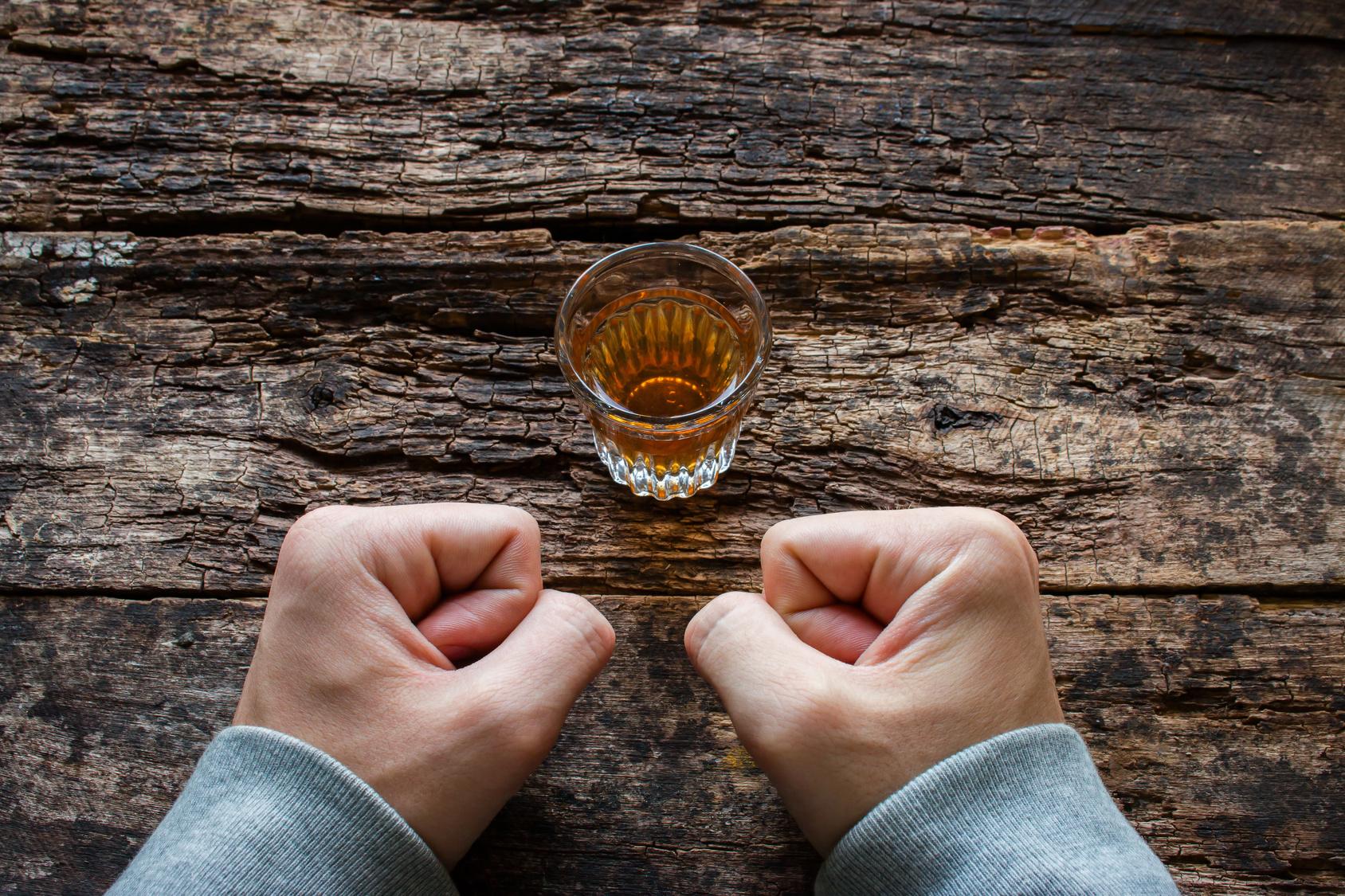 Вредные привычки: алкоголизм