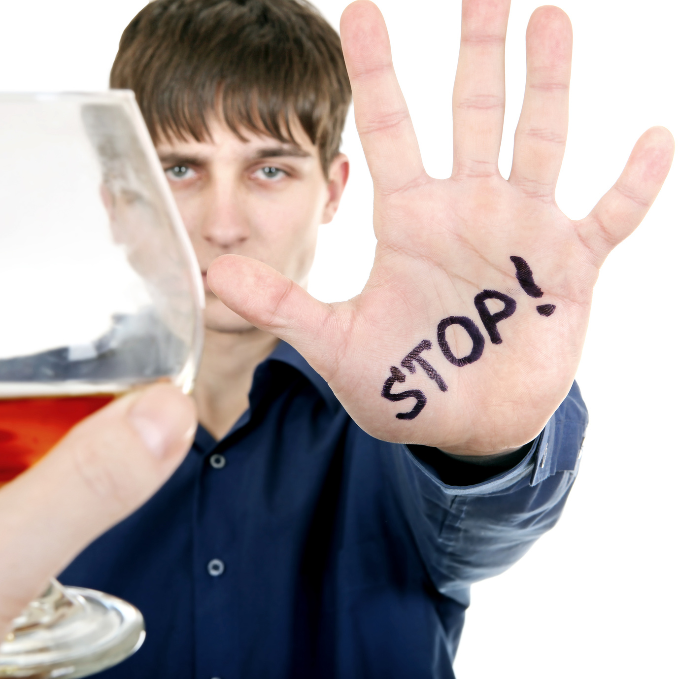Как самому избавиться от алкогольной зависимости